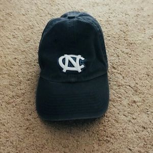 {Twin Enterprise} Large-navy UNC ball cap